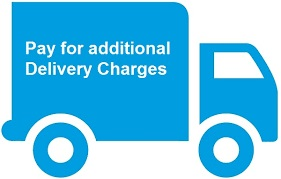 Pay Additional Delivery Charges