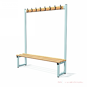 Single Sided Hook Bench Type D