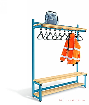 Single Sided Overhead Hanging Bench Type G