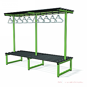 Double Sided Overhead Hanging Bench Type G