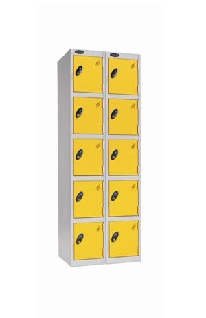 Five Door Locker - Nest of 2