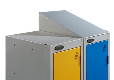 Ultra Slim Four Door Locker