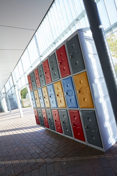Ultrabox Water Resistant Plastic Lockers
