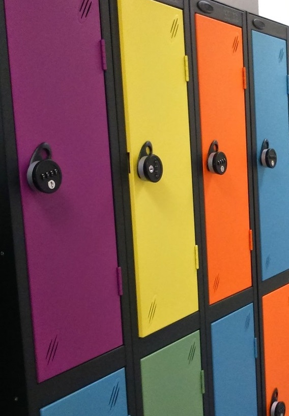 Colour Range Lockers