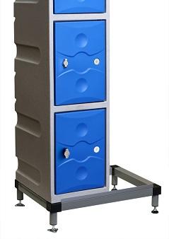 Ultrabox Plastic Locker Stands