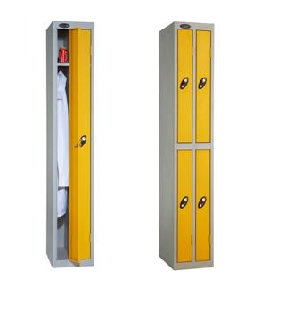 Slim Line Lockers