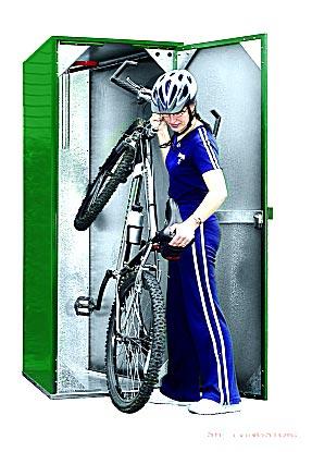 Bicycle Lockers