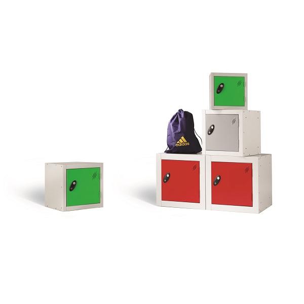 Cube & Quarto Lockers
