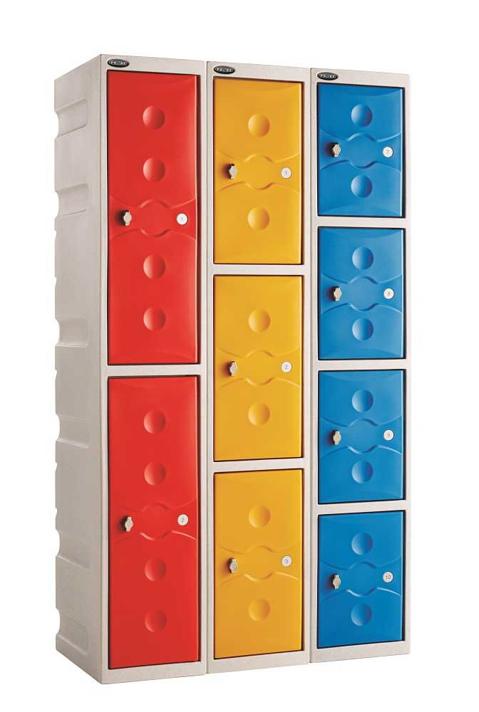 Ultrabox Water Resistant Lockers