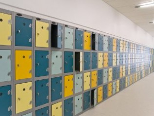 School Shockproof Lockers